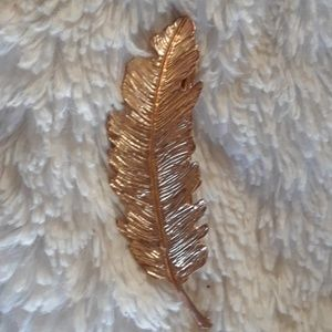 Accessories - Feather clip